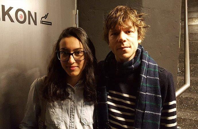 Interview With Matt From Cage The Elephant English Rawk Ch